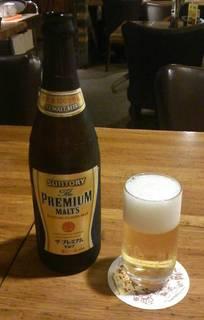 ビール(ビン)