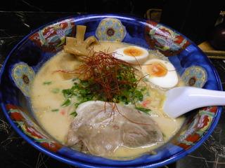 えび味噌麺
