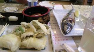サバのヅケ寿司