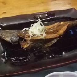 まごち煮魚