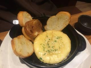 チーズ蜂蜜オーブン焼