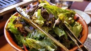 野菜サラダ盛り合わせ