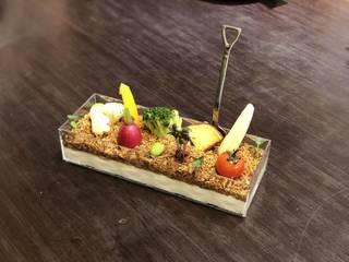 小さな農園サラダ