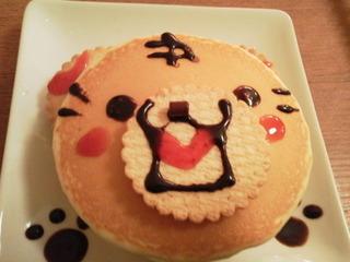 とららパンケーキ