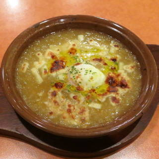 とろとろ玉ねぎのスープ