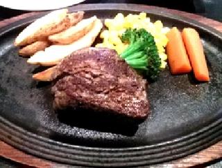 北海道産牛フィレステーキ