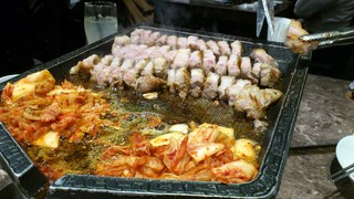 花咲きサムギョプサル焼き味噌