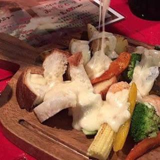 ラクレットチーズコース