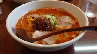 スペシャル担々麺