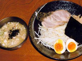 阿麺房特製つけ麺