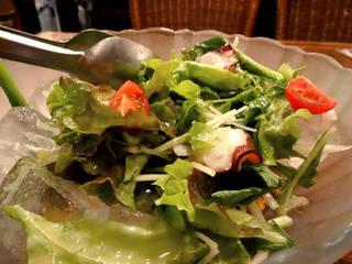 氷鉢サラダ