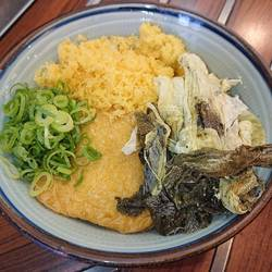 讃岐製麺麦まる 天王洲スフィアタワー店