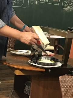 ラクレット(チーズ)