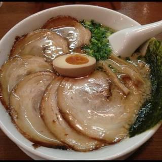 とろこくチャーシュー麺