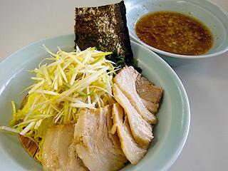 ネギつけチャーシュー麺