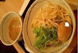 かぼす風味つけ麺
