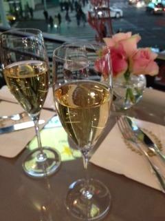シャンパン ラデュレ