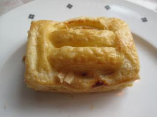 クリームチーズパイ