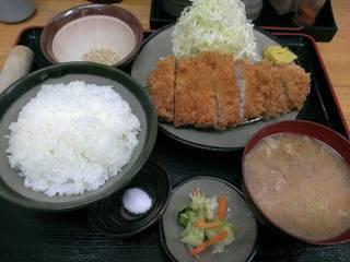 栄太豚ロースカツ