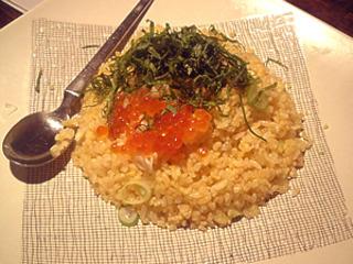 オリジナル炒飯