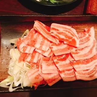 【北海道産ラムしゃぶ&地養豚しゃぶしゃぶ】100分食べ飲み放題!ご宴会コース