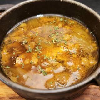 牛スジカレースープ