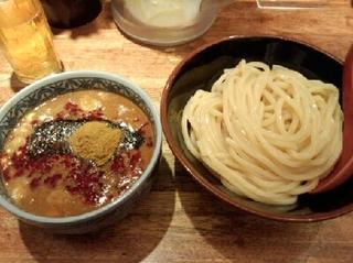 灼熱つけ麺