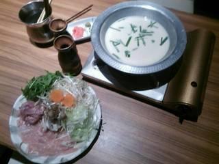 美人豆乳湯豆腐鍋