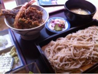 小丼&蕎麦セット