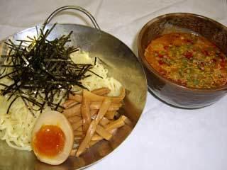 四川特製つけ麺