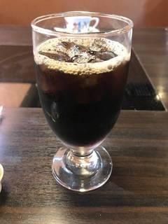 コーヒー(アイス)