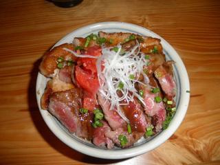 牛サーロイン丼