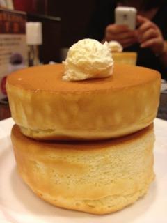 石窯焼きスフレパンケーキ