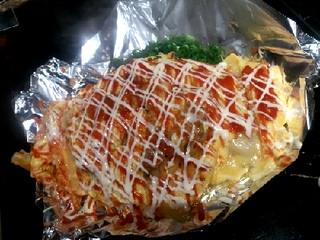 ポテトチーズオムレツ