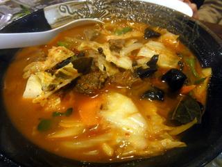 激辛牛肉四川風土鍋