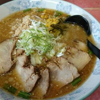 信州味噌チャーシュー麺