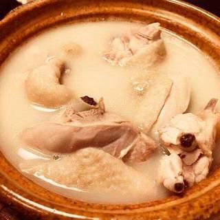 肥後赤鶏の水炊き