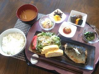 和食の日替わりランチ