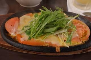まるごとトマトのとろ~りチーズ焼
