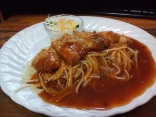 名古屋あんかけスパゲティー