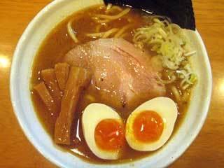 味玉らぁ麺