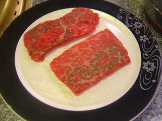 松阪肉カルビ