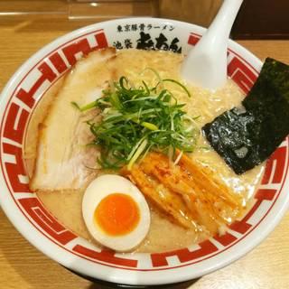 東京とんこつラーメン