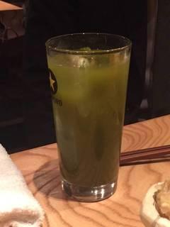 ウコン緑茶ハイ