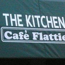 Cafe Flattie The Kitchen