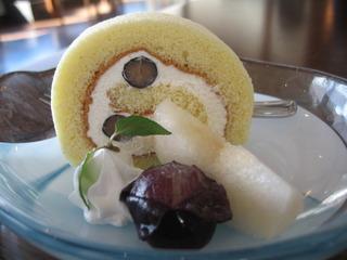 御曹司ロールケーキ