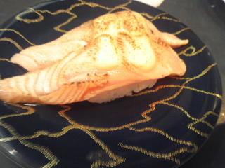 炙りチーズサーモン