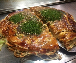 生麺お好み焼