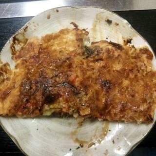 お好み焼き(牡蠣、チーズ)
