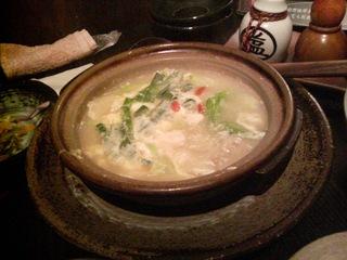 コラーゲン鍋